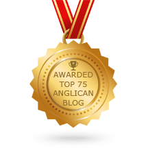 Named by Feedspot One of the Top 75 Anglican Websites