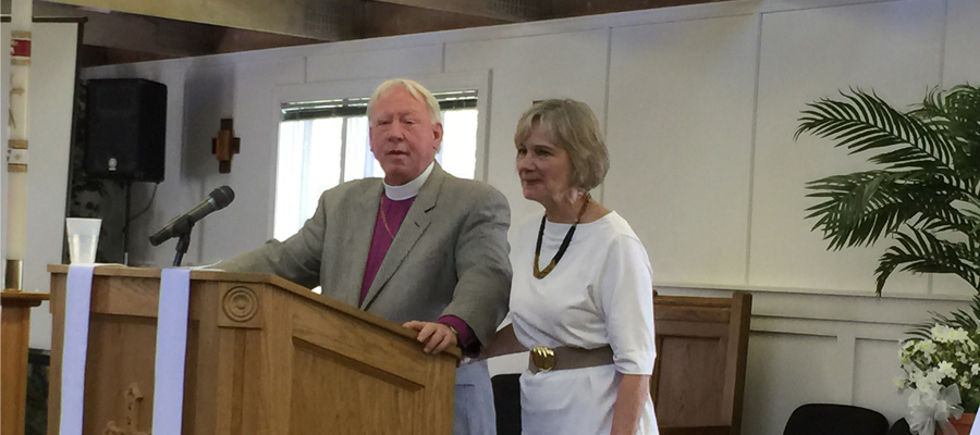 Bishop Roger and Grestie Announcement_1