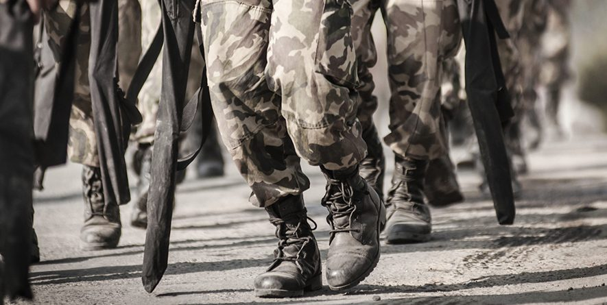 Mike Glenn: Boots on the Ground (or Love Can't Be Emailed)