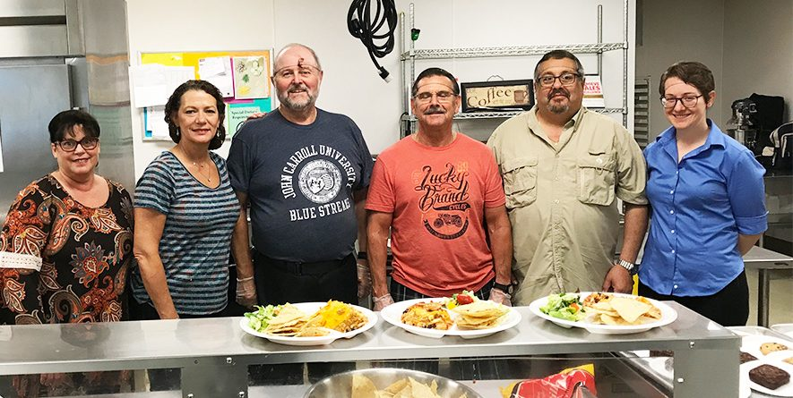Faith Mission Deliciously Fed by Rockin' St. Auggie's Team