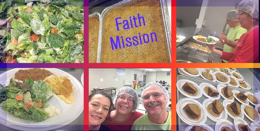 Faith Mission: Serving, and Being Changed by God