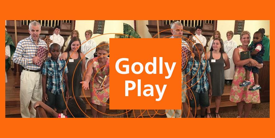 Godly Play Begins This Sunday!