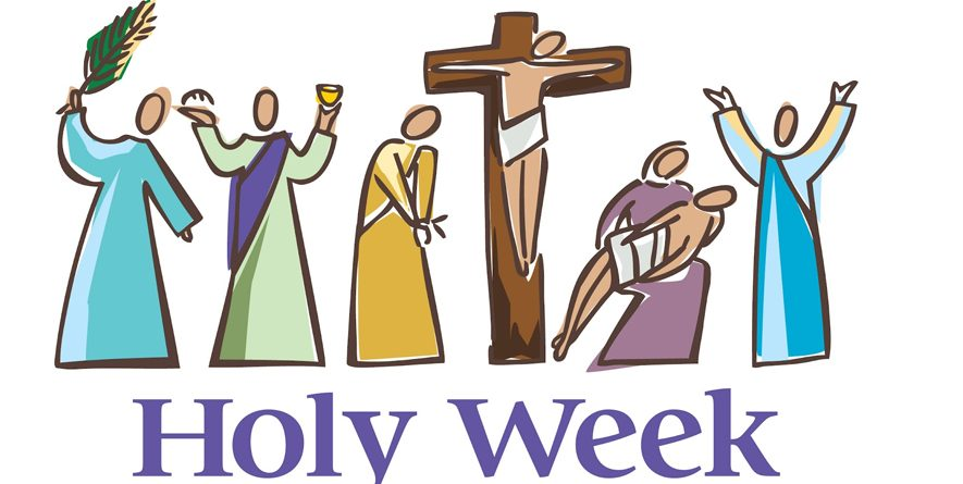 Why Holy Week Matters and Why You Should Participate