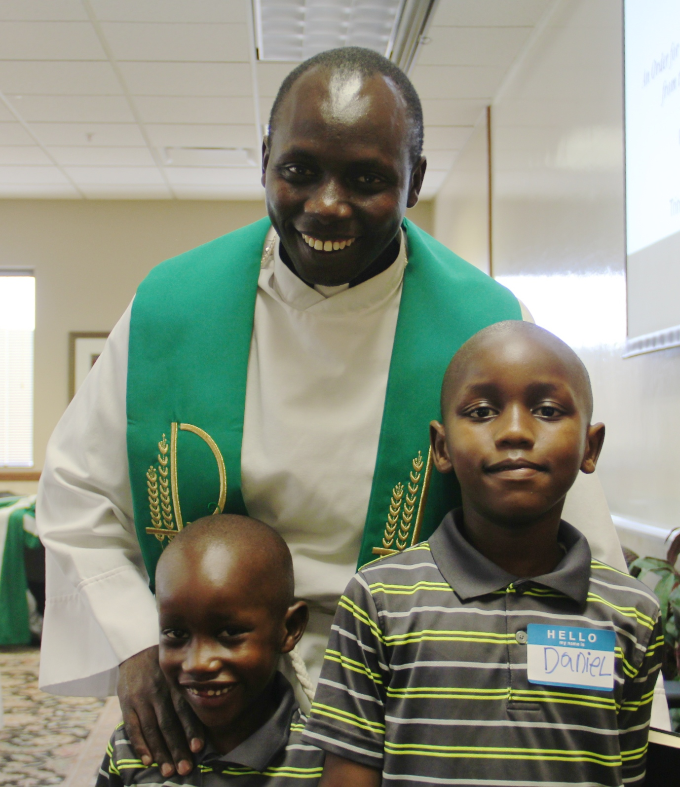 Fr. Philip Sang and Sons
