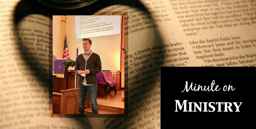Minute on Ministry: Christ in the Workplace