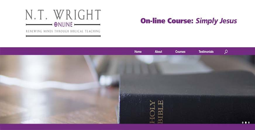 A Course Offering for You: Simply Jesus