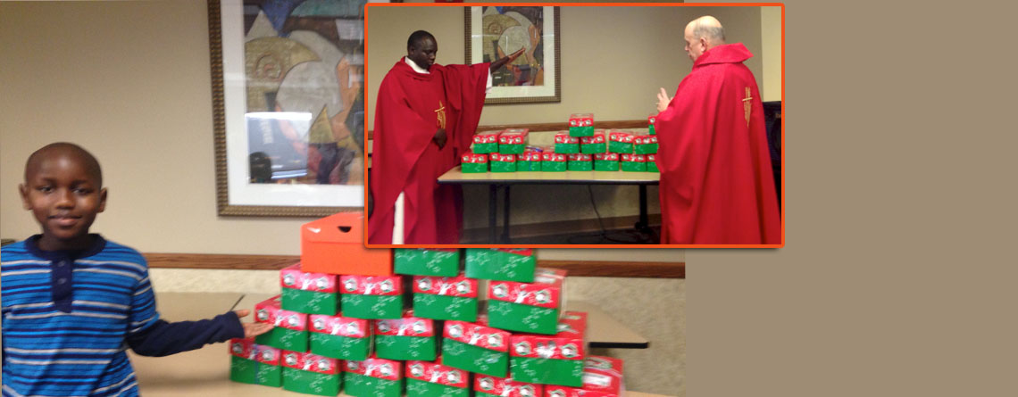 Operation Shoebox Blessing