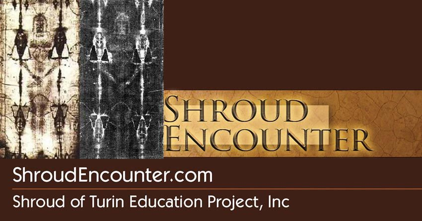 Shroud Encounter March 25 and 26, 2017
