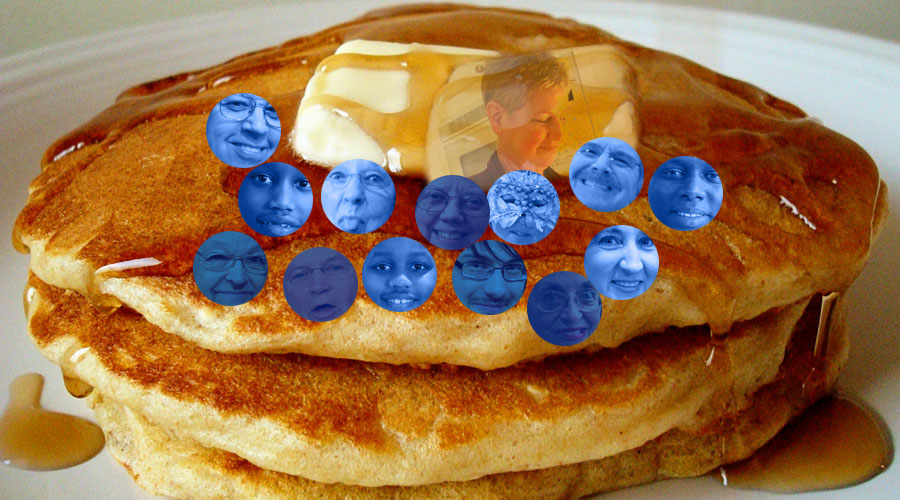 Shrove Tuesday 2015