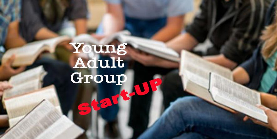 Young Adults Study Meets Thursdays from 7 – 9